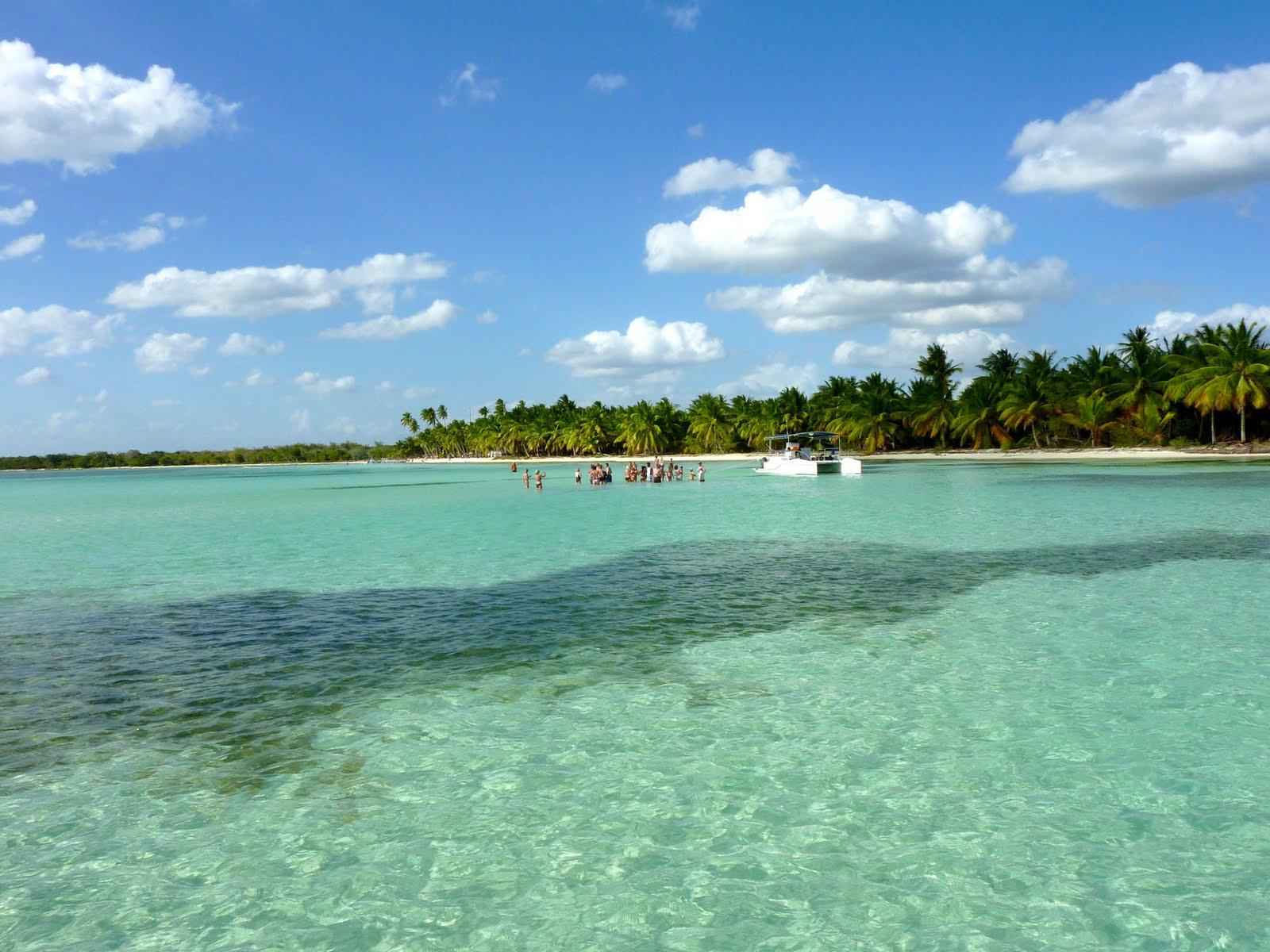 piscine naturelle republique dominicaine