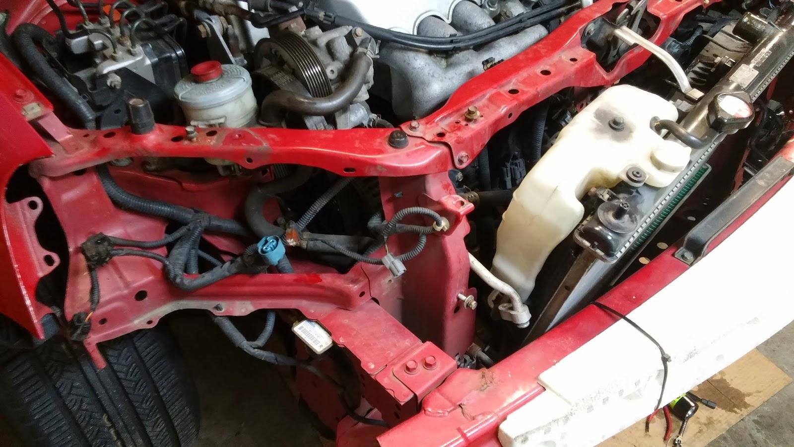 Lexi.Laron: DIY A/C Delete on 2006 Acura RSX Type-S