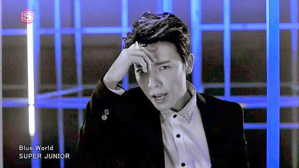Super Junior Blue World Donghae