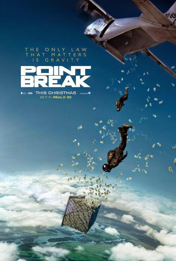 point break 2 poster