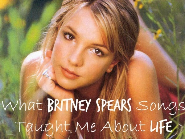 What britney spears songs taught me about life helene in between - Images remind us s ...