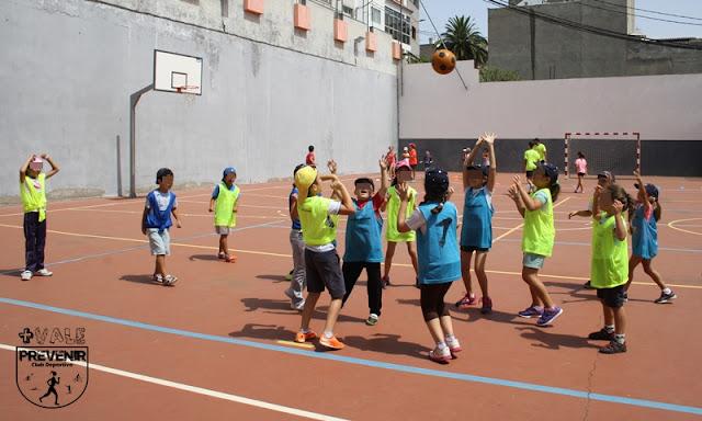 juegos deporte niños saludable