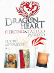 LOGO REGISTRATO DI DRAGON HEART TATTOO