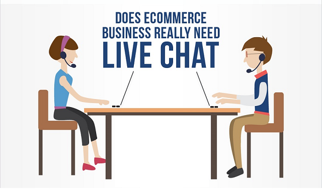 Does Ecommerce Business Really Need Live Chat?