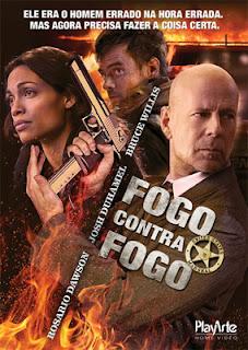 Fogo Contra Fogo DVD-R