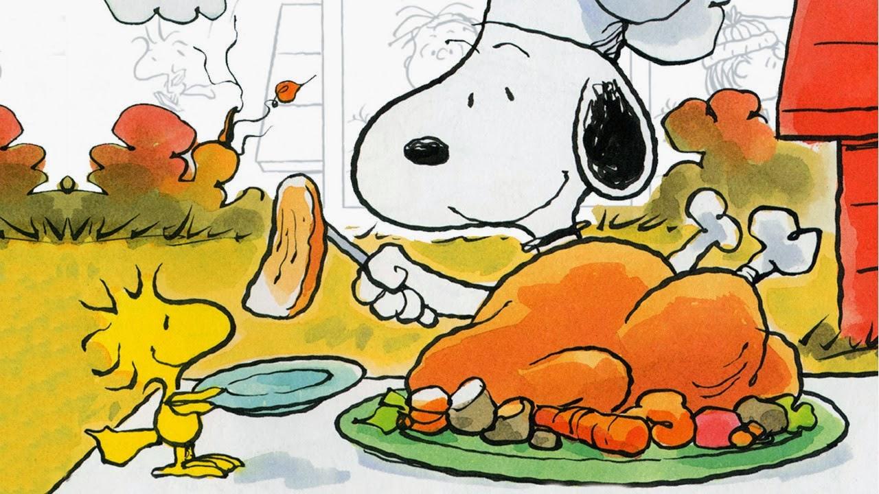 cena a tema: thanksgiving day!