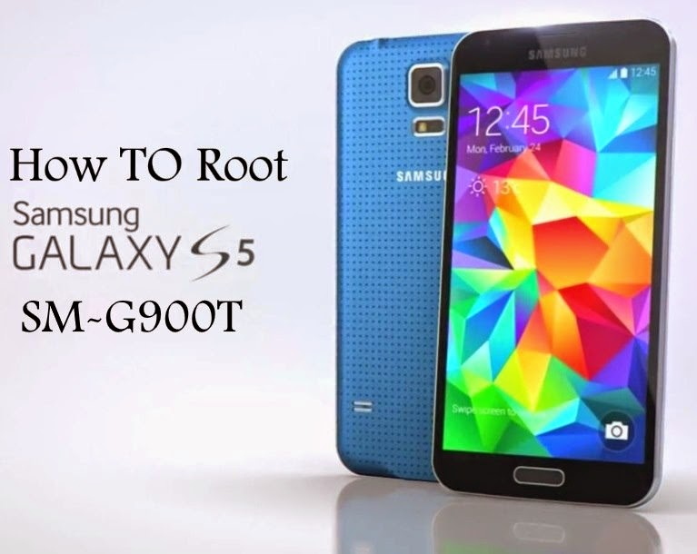 how to root t-mobile samsung galaxy s5 sm-g900t