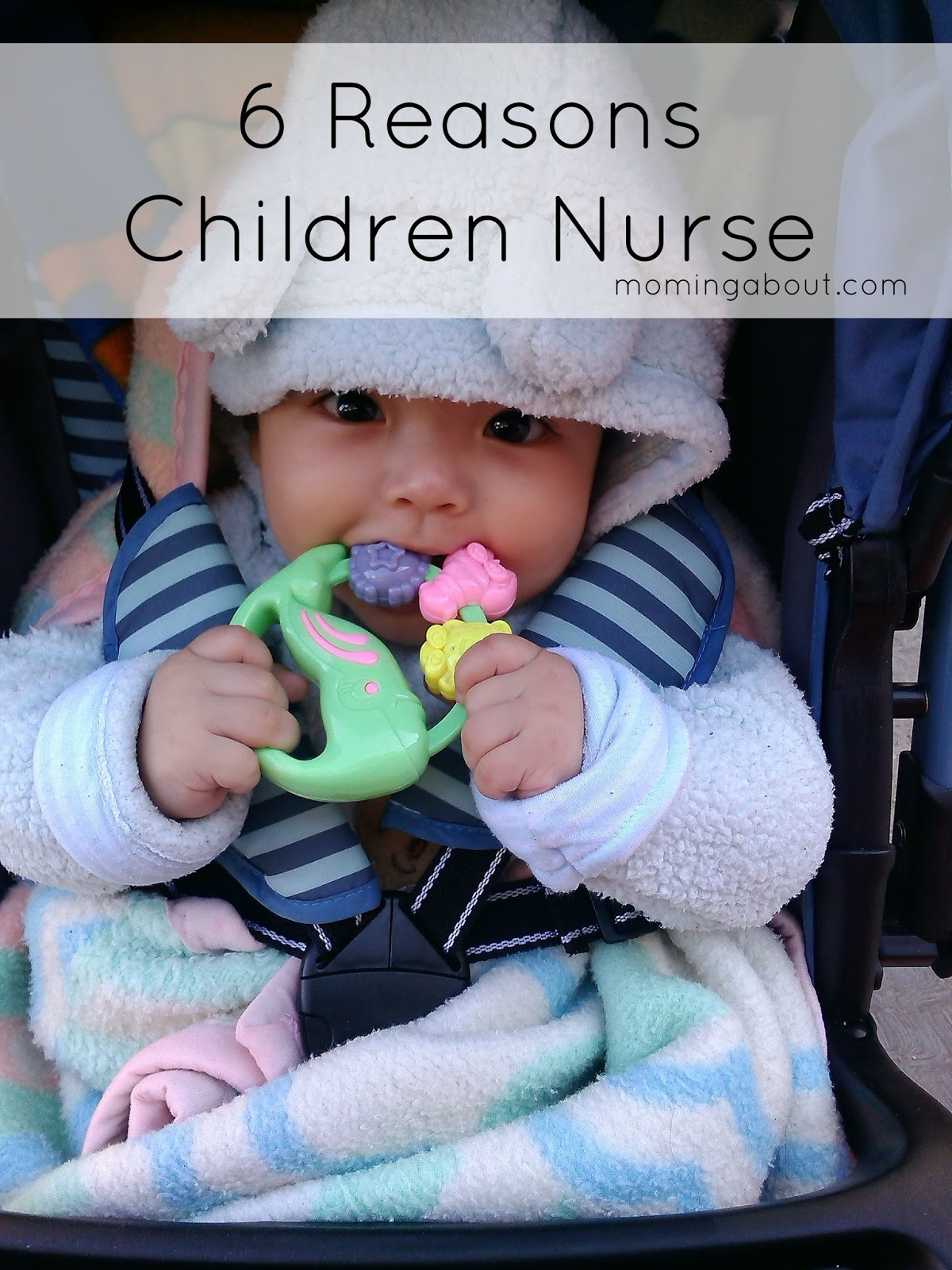 Nursing Triggers - Teething