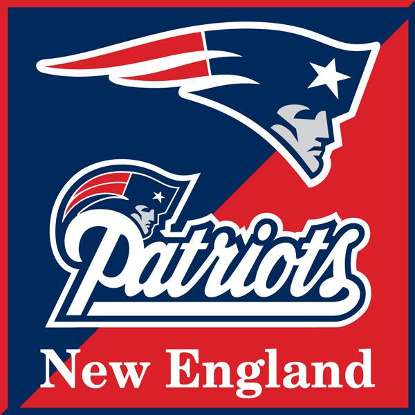 New England Patriots Logos Gallery1