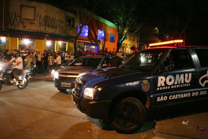 Atividade diferenciada (HORA-EXTRA) da GCM de São Caetano do Sul completa 1 ano com queda da violência