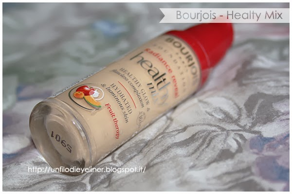 Review: Bourjois Healthy Mix