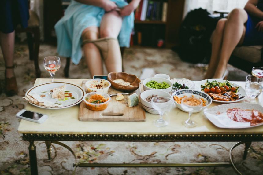 mid century style wedding melbourne