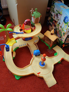 Jungle Junction Town Toy