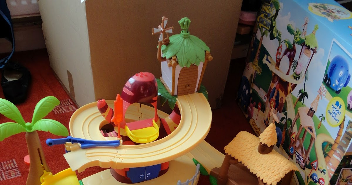 A Mothers Ramblings: The Jungle Junction Twitter Party