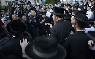 Coisas Judaicas - judeus ortodoxos