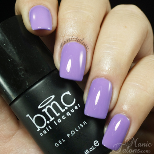 BMC Gel Polish Voodoo Lounge Swatch