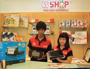 Dapatkan Aneka Merek Game di GS Shop SKA