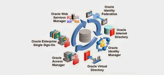 use of Oracle IDM