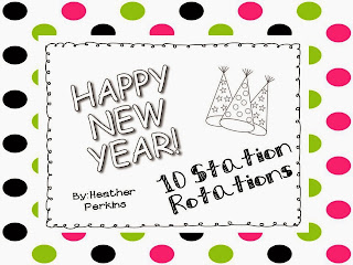 http://www.teacherspayteachers.com/Product/10-New-Year-Station-Rotations-Freebie-460732