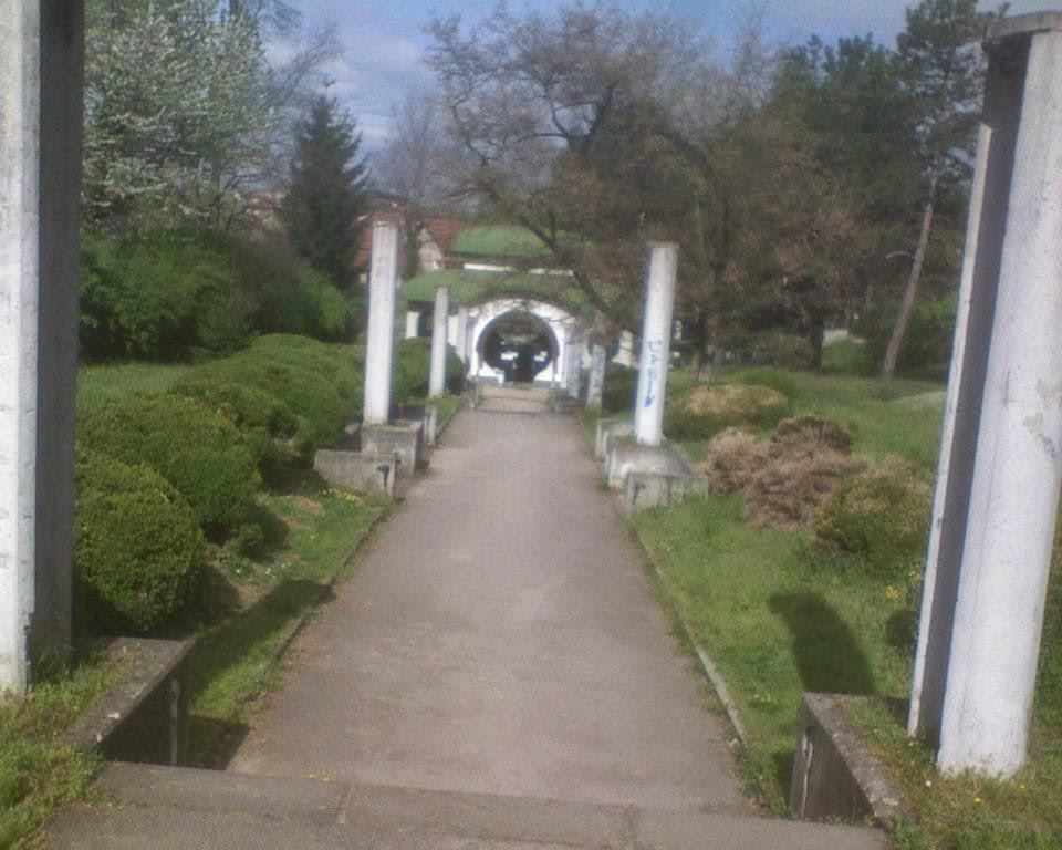 Mineralni izvor Slatina Vrnjacka banja