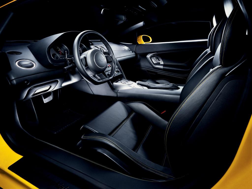 Sports Cars Lamborghini Murcielago Interior