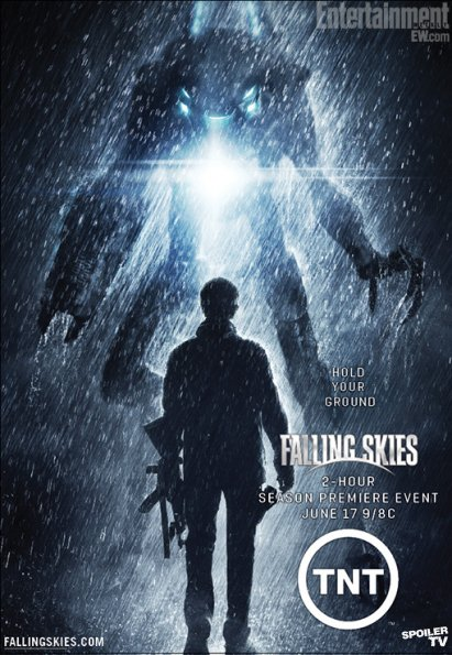 Falling Skies 1ª,2ª e 3ª Temporada HDTV - Torrent