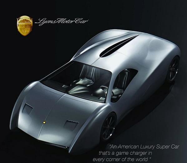 Lyons Motor Car LM2
