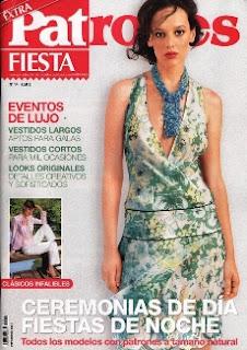 Patrones Extra №14 2012 Fiesta