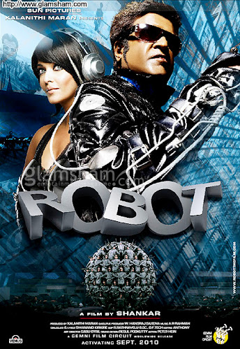 Robot (2010) Movie Poster