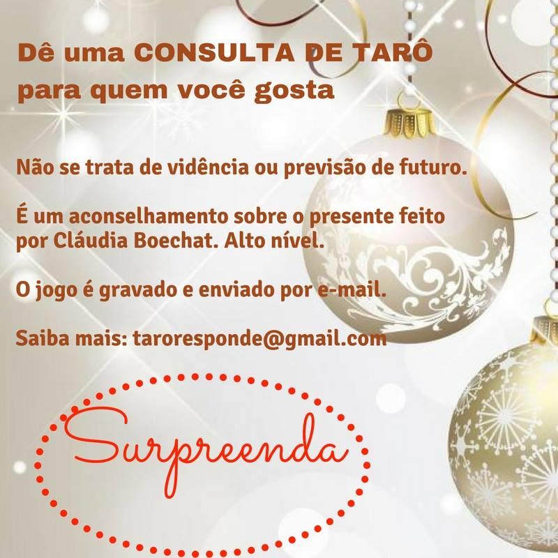 Tarô Responde - Claudia Boechat