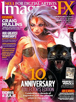 ImagineFX 2016 || Reviews
