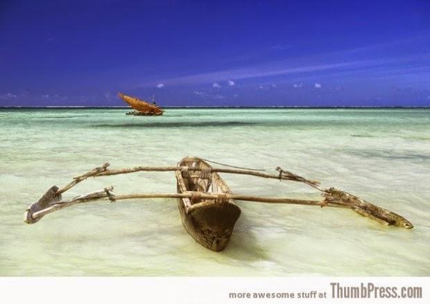 Zanzibar Beach, Tanzania, Africa picture