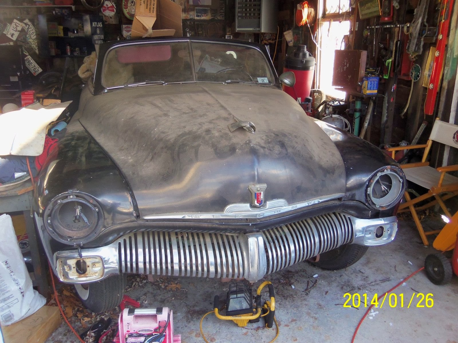 State Of The Market 1949 To 1950 Mercury Coupe Not A Lead Sled 49 Wiring Harness If Youre Opposed Convertible This Looks Like Its Got Few Things Going For It Running New Etc