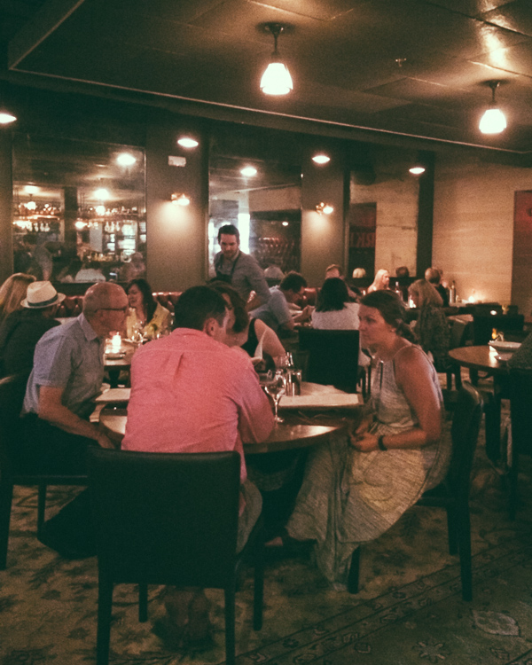 A review of dinner at Josephine in Nashville, Tennessee