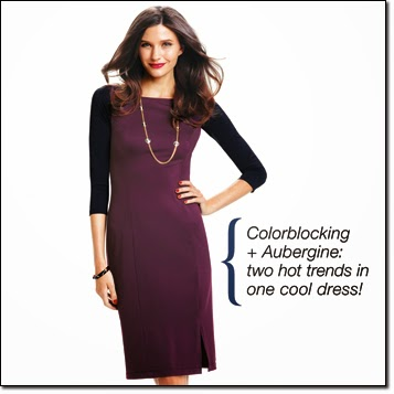 Avon Color Block dress