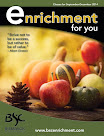 Enrichment, Fall 2014