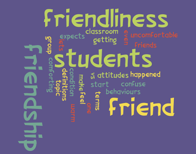 York Chatter Zone: Teacher debate: Friendliness vs ...