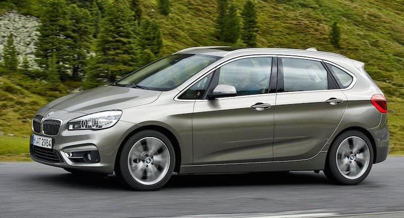 BMW「2シリーズ・アクティブツアラー」に7人乗りモデルが登場?