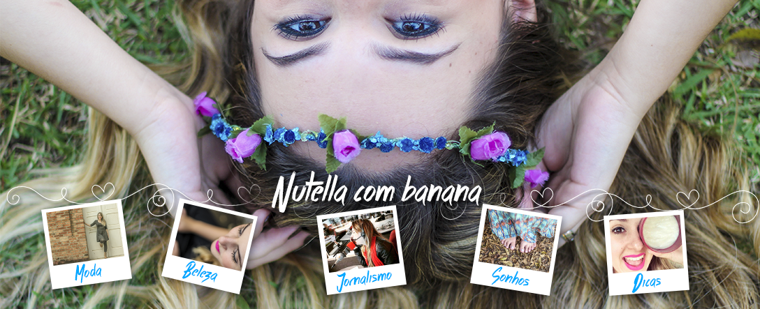 Nutella com Banana