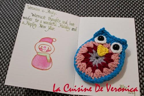 La Cuisine De Veronica 聖誕禮物