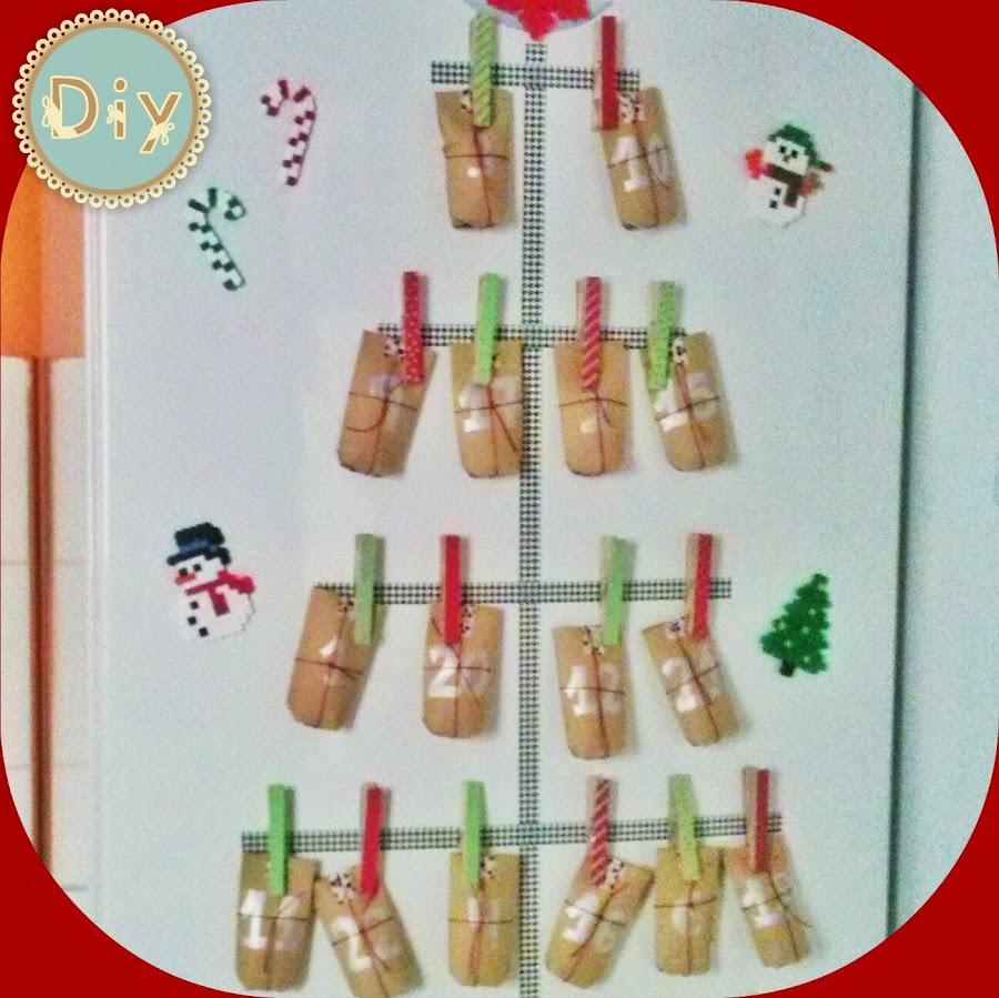 Manualidades con material reciclado para navidad for Cocina navidad con ninos
