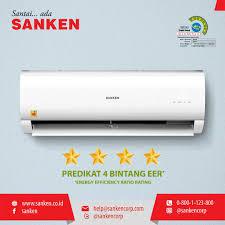 Indoor AC Merk Sanken