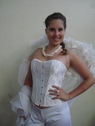 Desfile do curso de modelo Henrique Leques com parceria de Angelmix Semijoias.