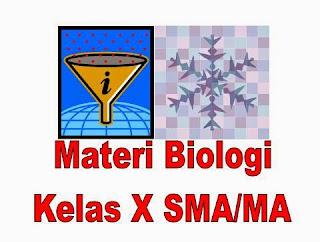Materi Biologi Kelas X Sma Ma Bab 3 Tugas Dan Materi Sekolah Sd Smp Sma Smk Kuliah