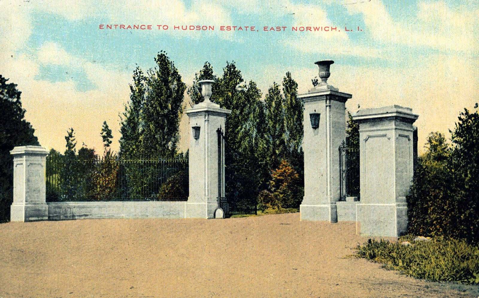 Mansions Of The Gilded Age The Gates To Knollwood