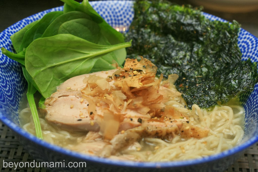 good recipe food ramen Homemade Beyond Ramen Umami: Recipe Noodle