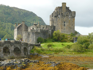 Magia all'Eilan Donan Castle
