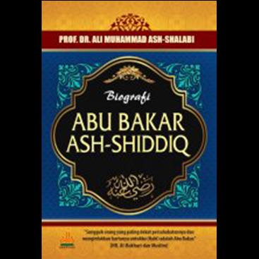 Biografi Abu Bakar Ash-Shiddiq