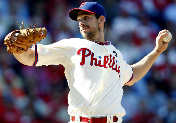 cliff lee phillies world series. World Series, Cliff Lee