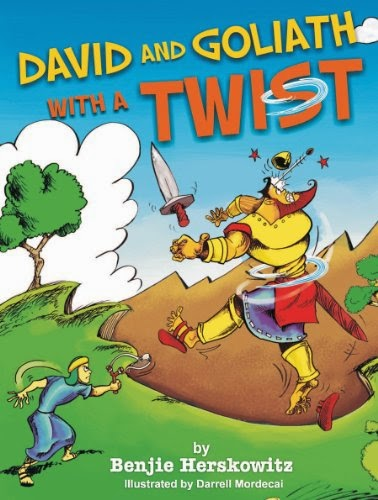 David and Goliath with a Twist - 16 January